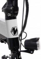Електровелосипед Maxxter Mini Black-White - зображення 12