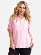 Блузка DEMMA 5636 50 Рожева (4821000020531_Dem2000000003887) - зображення 1