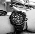 Чоловічий спортивний водостійкий годинник Skmei Resist 0990 - изображение 9