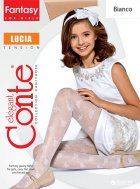 Колготки Conte Lucia 116-122 см Bianco (4810226200926) - зображення 1