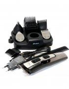 Аккумуляторная машинка для стрижки Gemei GM-592 - зображення 3