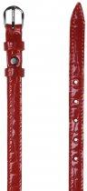 Женский ремень кожаный Sergio Torri 8-0027 85-90 см Красный лаковый (2000000014586) - изображение 2