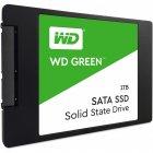"""Накопичувач SSD 2.5"""" 1TB Western Digital (WDS100T2G0A) - зображення 2"""