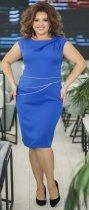 Платье New Fashion 059 56 Электрик (2000000413594) - изображение 1