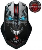 Миша Bloody R80A Wireless Skull Design (4711421921886) - зображення 1