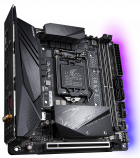 Материнская плата Gigabyte Z490I Aorus Ultra (s1200, Intel Z490, PCI-Ex16) - изображение 2
