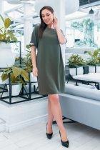 Платье Van Gils 543 52 Хаки (2000000425467) - изображение 2