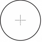 Прицел оптический Burris FF E1 VARI 3-9x40mm BPLEX E1 illum - изображение 3