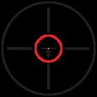 Приціл оптичний Burris XTR II 1-8x24, illum., Ball Circle Dot, FFP - зображення 3