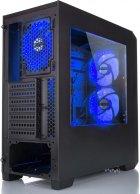 Корпус Vinga CS209B Blue - зображення 3