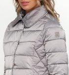 Куртка Champion 110956 48 Серая (8052785899715) - изображение 5