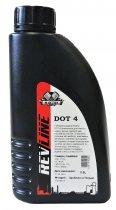 Гальмівна рідина REVLINE Brake Fluid DOT 4 0.5 л (REVLINE DOT 4 0.5) - зображення 1