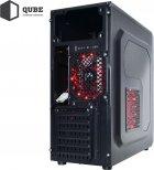 Корпус QUBE QB928A Black (QB928A_WRNU3) - изображение 7