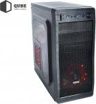 Корпус QUBE QB928A Black (QB928A_WRNU3) - изображение 9