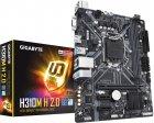 Материнская плата Gigabyte H310M H 2.0 (s1151, Intel H310, PCI-Ex16) - изображение 5