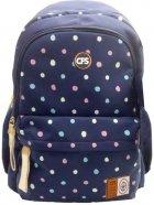 """Рюкзак молодежный Cool For School 17,5"""" 20 л (CF86587-03) - изображение 1"""