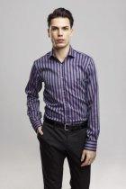 Рубашка приталенная Frantini PK15101 S (2022216226171) - изображение 2