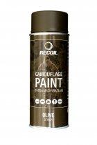 Краска маскировочная аэрозольная RecOil (Олива) - изображение 1