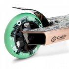 Трюковий Самокат OXELO MF1.8+ ORIGINAL PLUS для Фрістайлу Коричневий - зображення 4