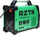 Сварочный инвертор RZTK WM 260A LCD Pro Series - изображение 4