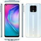 Мобильный телефон Tecno Camon 16 SE 6/128GB Cloud White - изображение 3