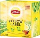 Чай чорний пакетований Lipton Yellow Label 100 пакетиків (4823084200014) - зображення 2