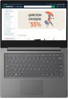 Ноутбук Lenovo V14-IIL (82C400XGRA) Iron Grey - зображення 4