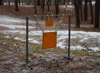 Стійка мала з квадратними гонгами 200мм і 100мм Сателіт (635) - зображення 2