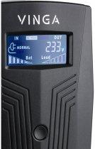 Vinga LCD 1500VA Shuko Plastic Case (VPC-1500P) - изображение 3
