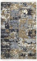 Ковер IzziHome Albeni Gri Alb10 80x150 см Серый (2200000544957) - изображение 1