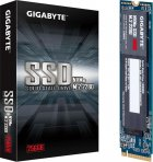 Gigabyte 256GB M. 2 2280 NVMe PCIe 3.0 x4 NAND TLC (GP-GSM2NE3256GNTD) - зображення 4