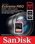 SanDisk SDXC Extreme Pro 64GB V30 UHS-I U3 (SDSDXXY-064G-GN4IN) - изображение 5