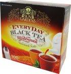 Чай чорний Sun Gardens Every Day 100 експрес-пакетиків 220 г (4820082708092) - зображення 1