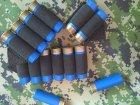 СайдСеддл (SideSaddle) BML – патронташ на ствольну коробку для дробовика 12 калібру з м'яких матеріалів (тканина) - на 4,5,6,7 або 8 патронів (на вибір клієнта) (77771) - зображення 3