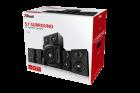 Акустическая система Trust Vigor 5.1 surround speaker system for pc - black (22236) - изображение 4