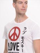 Футболка Love Moschino 8184.2 L (48) Белая - изображение 4
