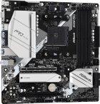 Материнська плата ASRock B550M Pro4 (sAM4, AMD B550, PCI-Ex16) - зображення 2