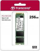 Transcend SSD MTE220S 256GB M.2 PCIe Gen 3.0 3D NAND (TS256GMTE220S) - изображение 2