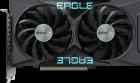 Gigabyte PCI-Ex GeForce GTX 1650 D6 EAGLE OC 4G 4GB GDDR6 (128bit) (1815/12000) (HDMI, DisplayPort, DVI-D) (GV-N1656EAGLE OC-4GD) - зображення 1