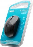 Мышь Rapoo M10 Plus Wireless Black - изображение 5
