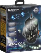 Мышь Defender sTarx GM-390L Black (52390) - изображение 6