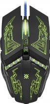 Мышь Defender Halo Z GM-430L Black (52430) - изображение 3