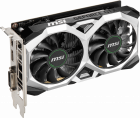 MSI PCI-Ex GeForce GTX 1650 D6 Ventus XS OC 4GB GDDR6 (128bit) (1620/12000) (DisplayPort, HDMI, DVI) (GTX 1650 D6 VENTUS XS OC) - изображение 3