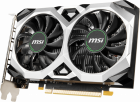 MSI PCI-Ex GeForce GTX 1650 D6 Ventus XS OC 4GB GDDR6 (128bit) (1620/12000) (DisplayPort, HDMI, DVI) (GTX 1650 D6 VENTUS XS OC) - изображение 2
