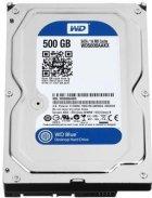 """Жорсткий диск (HDD) Western Digital 3.5"""" 500Gb (#WD5000AAKX-FR#) - зображення 1"""