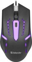 Миша Defender Hit MB-601 USB Black (52601) - зображення 2