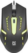 Миша Defender Hit MB-601 USB Black (52601) - зображення 4