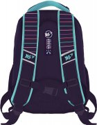 Рюкзак молодежный YES T-77 Blah женский 0.6 кг 34x42x13 см 19 л Фиолетовый (558264) - изображение 2