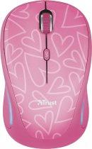 Миша Trust Yvi FX Wireless Pink (22336) - зображення 1