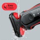 Електробритва BRAUN Series 5 50-R1000s BLACK/RED - зображення 4